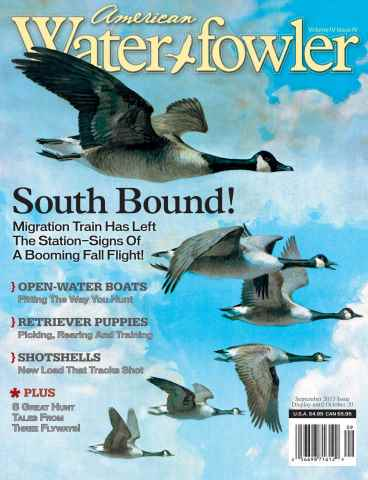 American Waterfowler issue Volume IV Issue IV