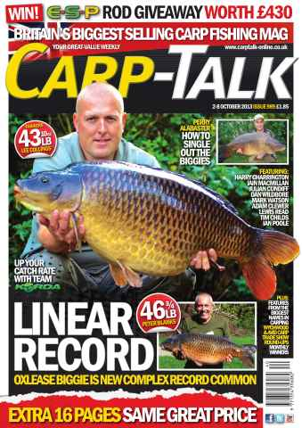 Carp-Talk issue 989