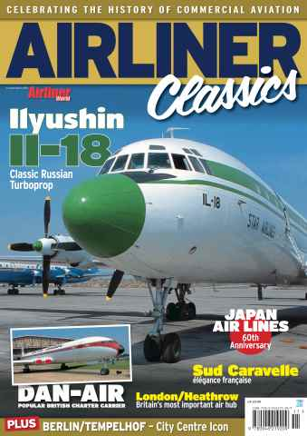 Aviation News issue Airliner Classics Volume 3