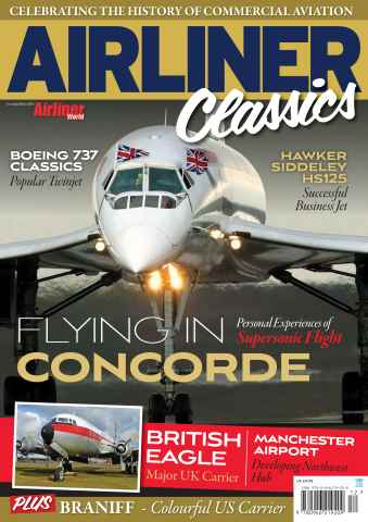 Aviation News issue Airliner Classics Volume 4