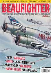 Airfix Model World issue Beaufighter