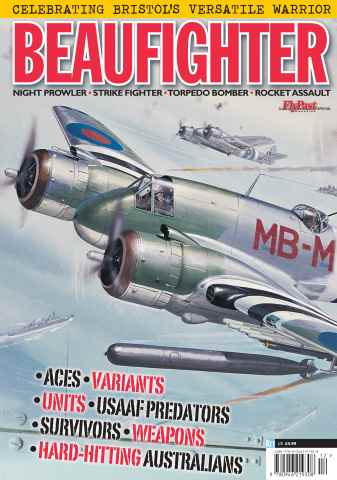 FlyPast issue Beaufighter
