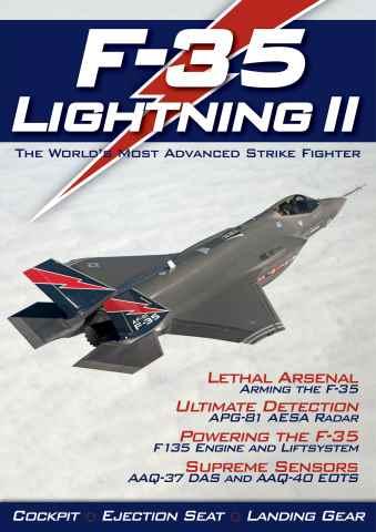 Combat Aircraft issue F-35 Lightning II
