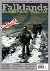 FlyPast issue Falklands