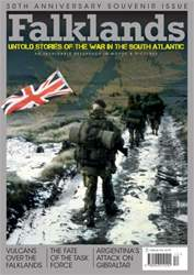 Military Machines International issue Falklands