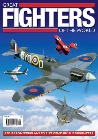 AirForces Monthly issue Great Fighters of the World
