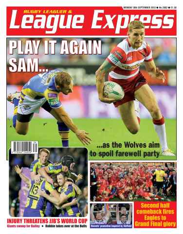 League Express issue 2882
