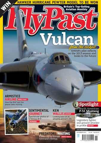 FlyPast issue November 2013