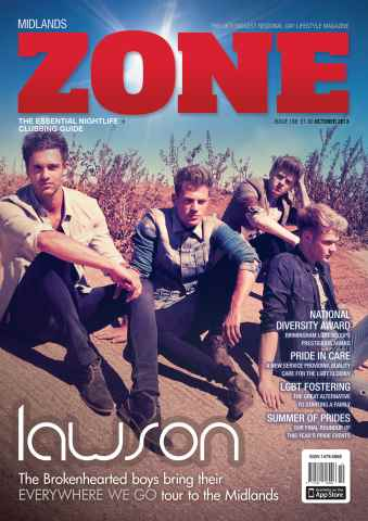 Midlands Zone issue October 2013
