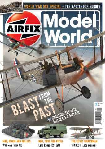 Airfix Model World issue November 2013