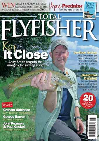 Total FlyFisher issue November 2013
