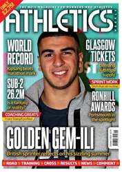 Athletics Weekly issue 3rd October 2013