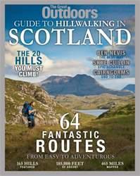 Hillwalking in Scotland issue Hillwalking in Scotland