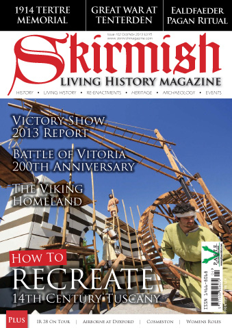 Skirmish Living History issue Issue 102