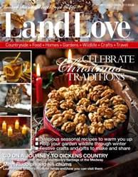 LandLove Magazine issue November-December 2013