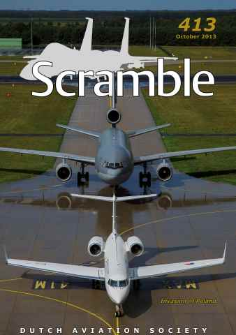 Scramble Magazine issue 413 - October 2013