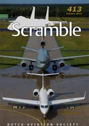 Scramble Magazine issue 413 - October 2013