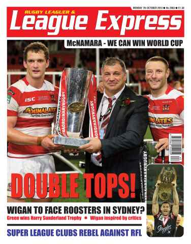 League Express issue 2883
