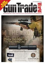 Gun Trade World issue November 2013