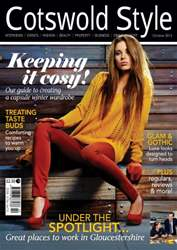Cotswold Style issue Cotswold Style October 2013