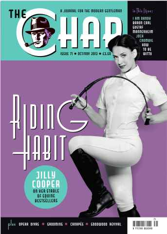 The Chap issue Issue 71