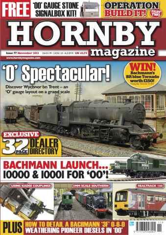 Hornby Magazine issue November 2013