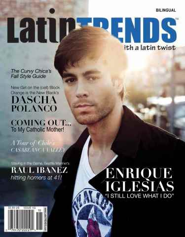 Latin Trends issue Issue 102