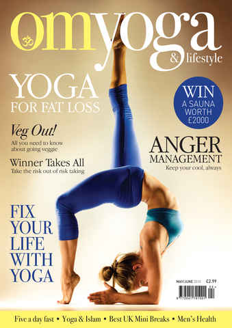 OM Yoga UK Magazine issue May-June 2010 - Issue 4