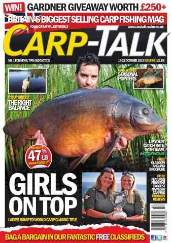 Carp-Talk issue 991