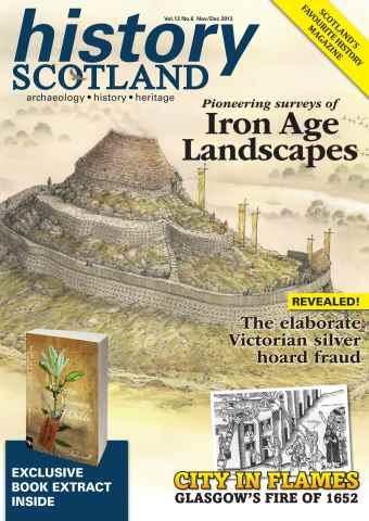History Scotland issue History Scotland Nov-Dec 2013
