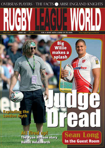 Rugby League World issue 361