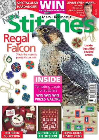 New Stitches issue Issue 247