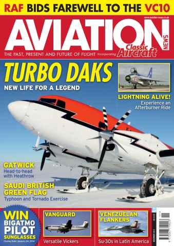 Aviation News issue November 2013