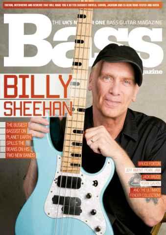 Bass Guitar issue 97 November 2013