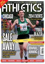 Athletics Weekly issue 17th October 2013
