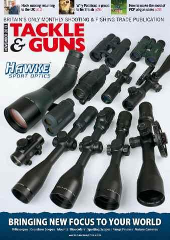 Tackle & Guns issue Tackle & Guns -  November 2013