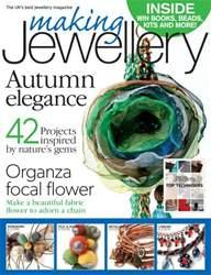 Making Jewellery issue November 2013