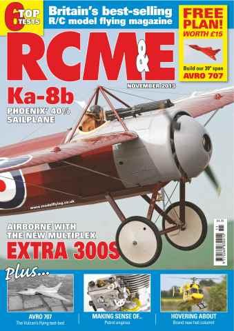 RCM&E issue November 2013