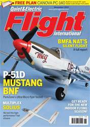 Quiet & Electric Flight Inter issue November 2013