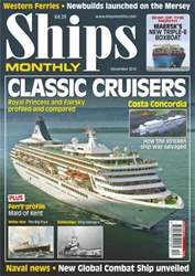 Ships Monthly issue Classic Cruisers