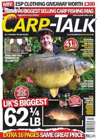 Carp-Talk issue 992
