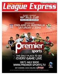 League Express issue 2885