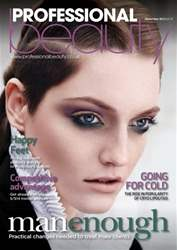 Professional Beauty issue Professional Beauty November 2013