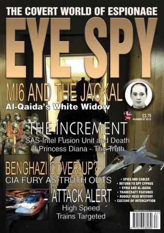 Eye Spy issue Issue 87
