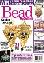 Bead Magazine issue Bead Issue 50