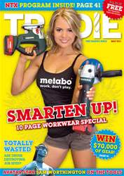 Tradie issue TRADIE May 2011