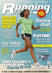 Running issue Eat Yourself Faster July 2011