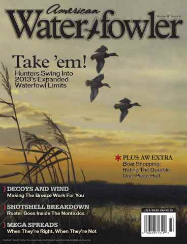 American Waterfowler issue Volume IV Issue V