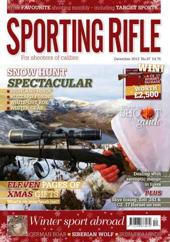 Sporting Rifle issue 97