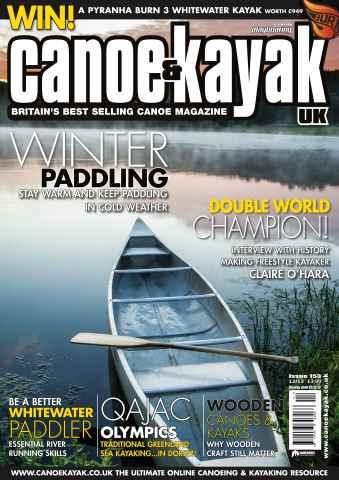 Canoe & Kayak UK issue December 2013 (Iss153)